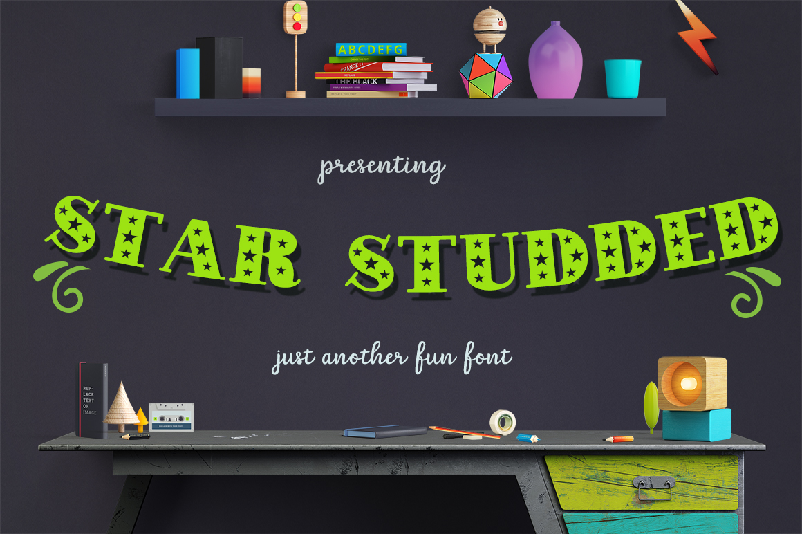 Sale! The Crafters Font Bundle example image 9