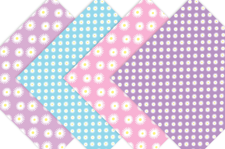 Daisy Digital Paper example image 3