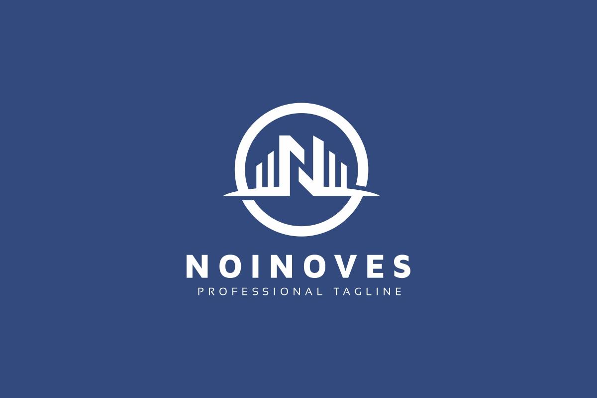 Noinoves N Letter Logo example image 2