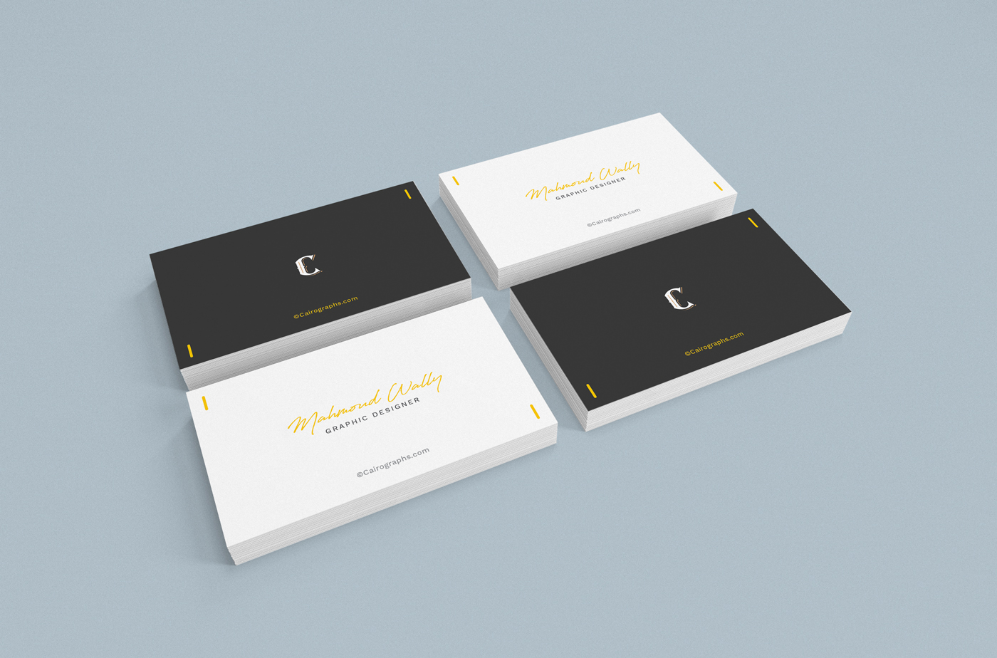 Stationery & Branding Mockups example image 5