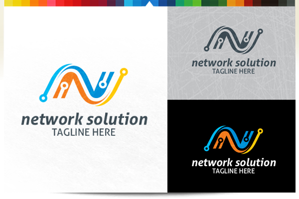 Network Solution example image 1