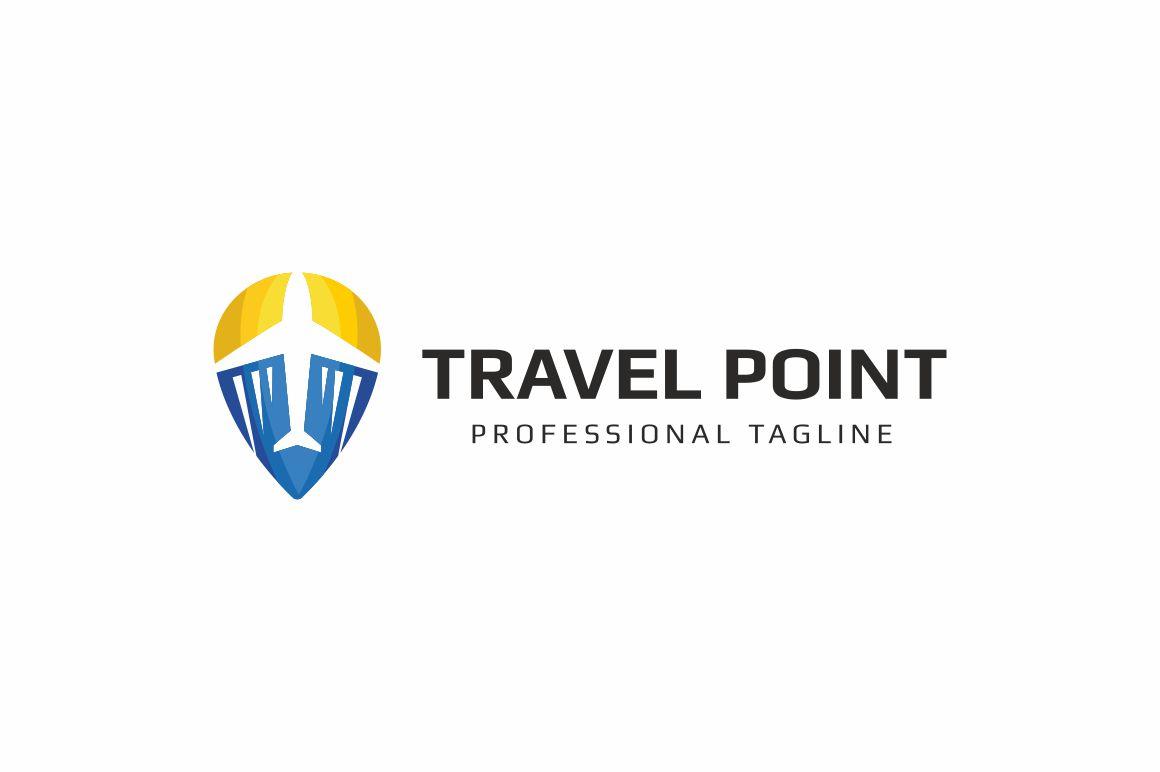 Travel Point Logo example image 3