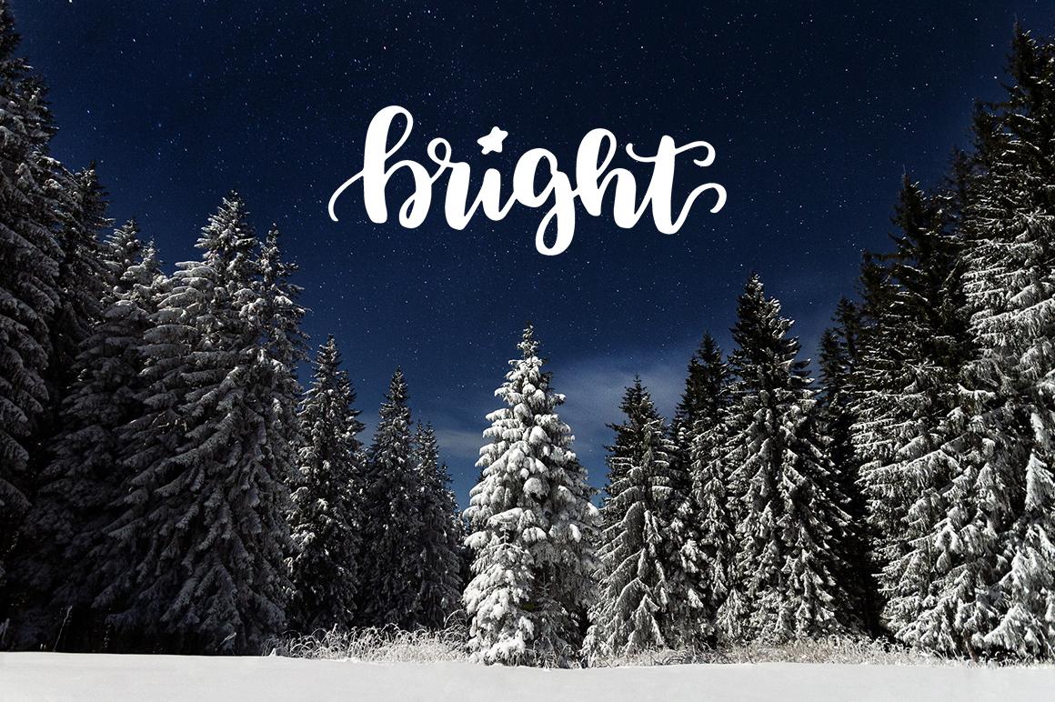 49 Christmas photo overlays example image 5