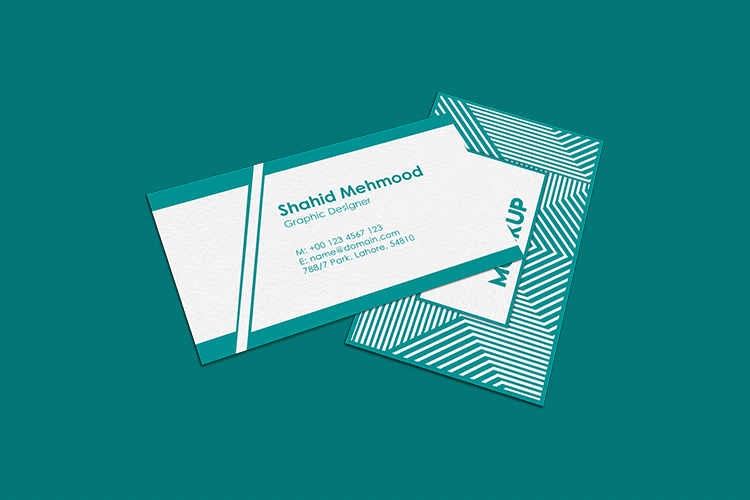 Business card Mockup example image 1