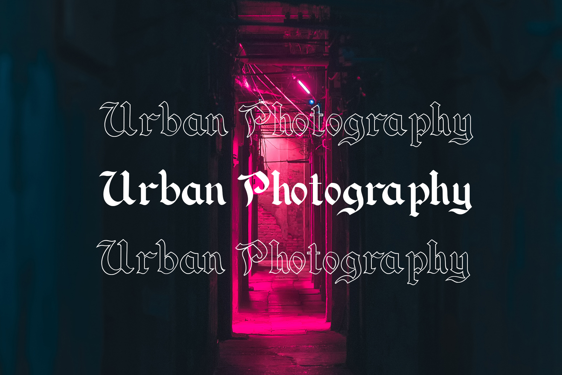 Alma Toran Typeface example image 13