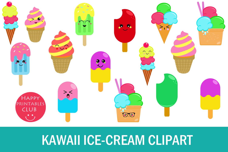 kawaii ice cream clipart ice cream clipart kawaii clipart