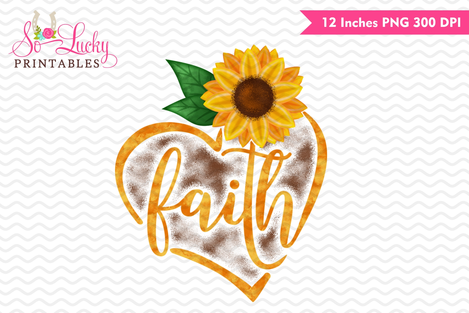 photo about Sunflower Printable referred to as Religion slide sunflower watercolor printable sublimation design and style