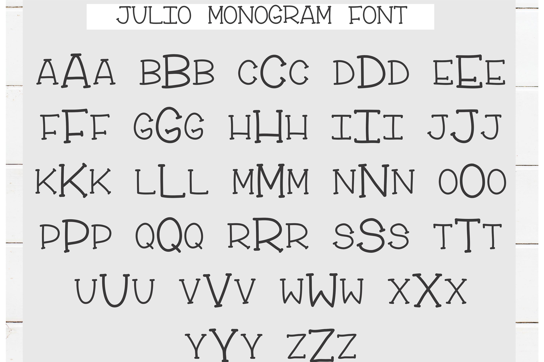 Julio example image 4