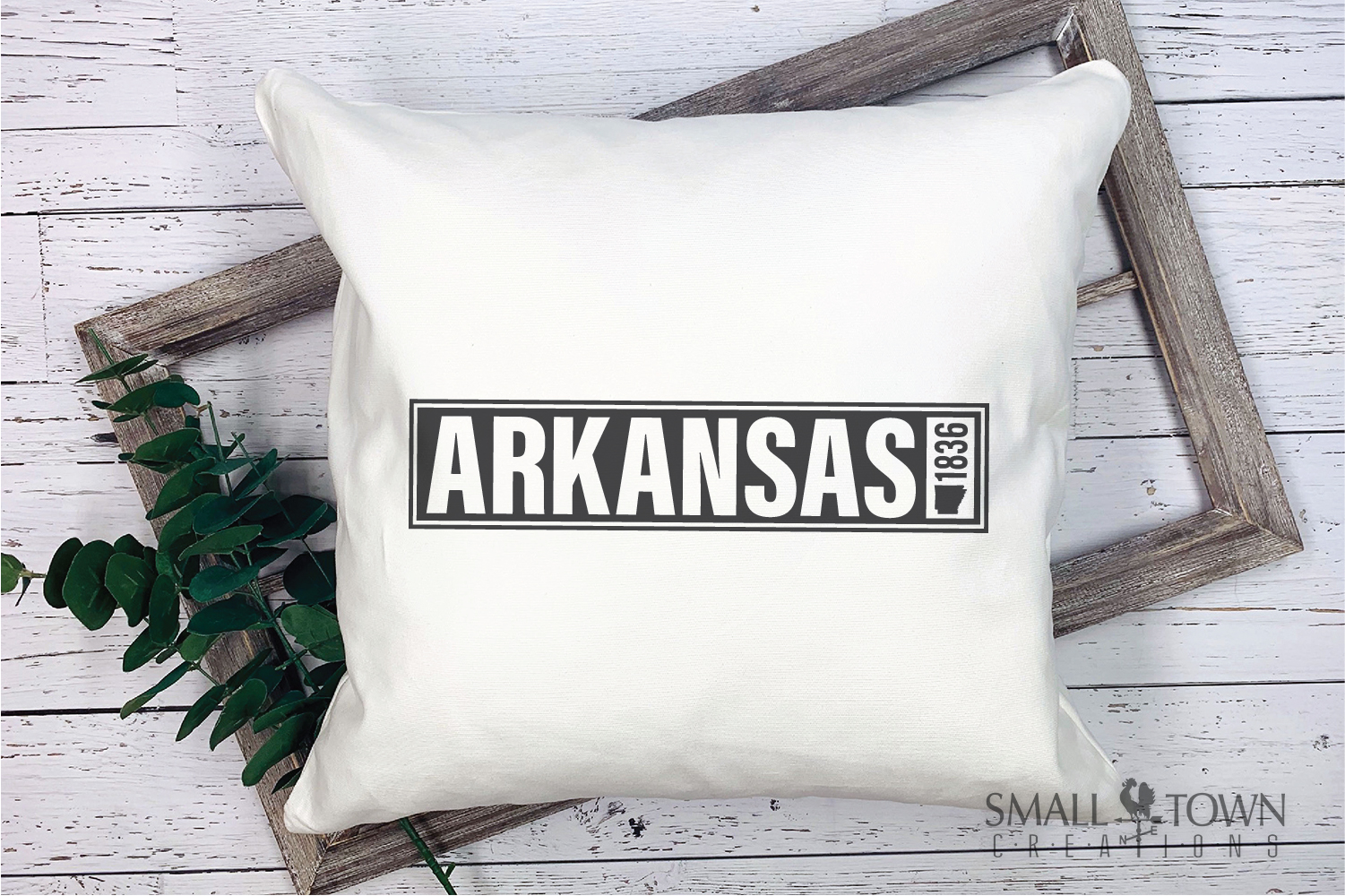 Arkansas, Land of Opportunity, Logo, PRINT, CUT & DESIGN example image 7