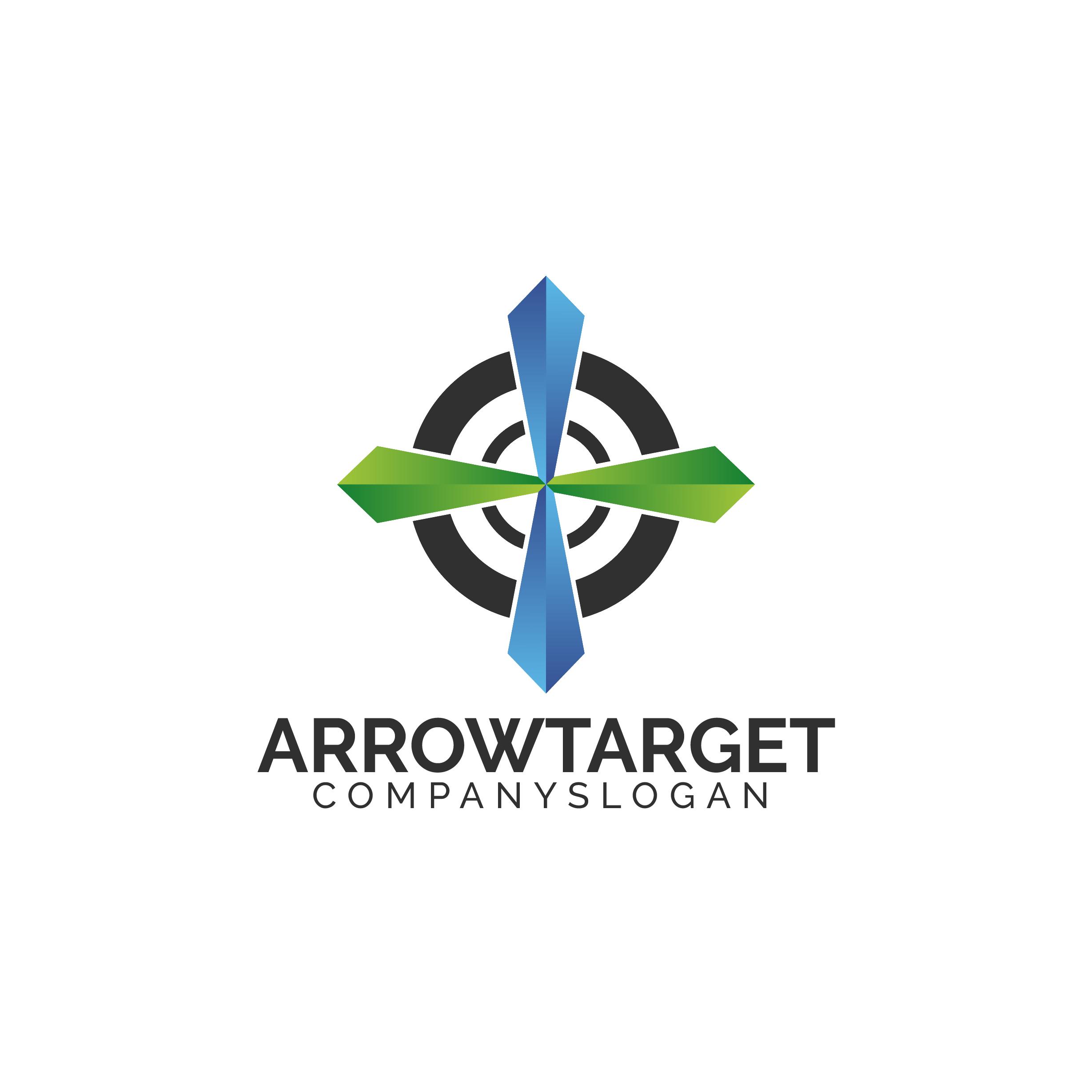 Arrow Target Logo example image 2