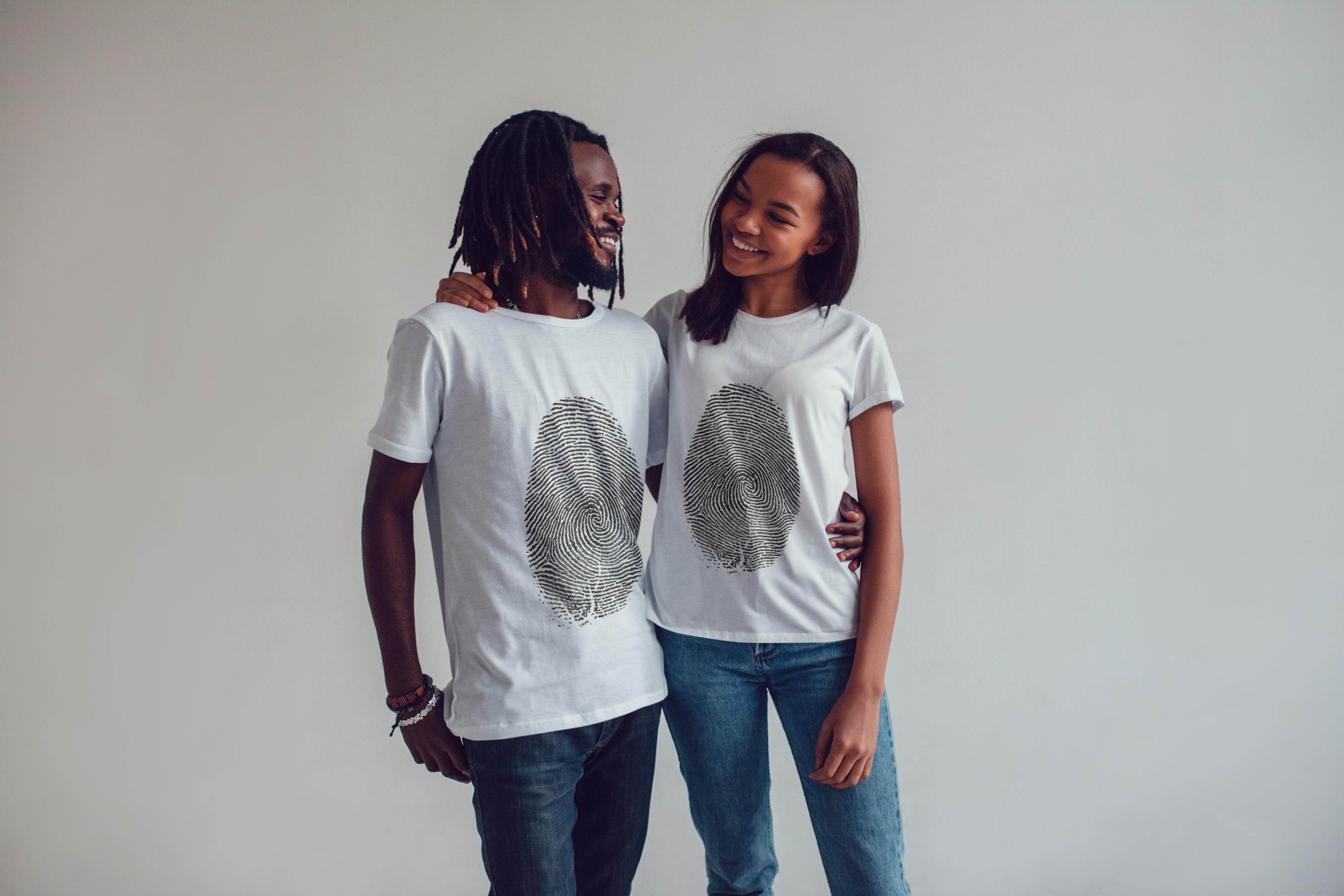 T-Shirt Mock-Up 2018 #1 example image 5