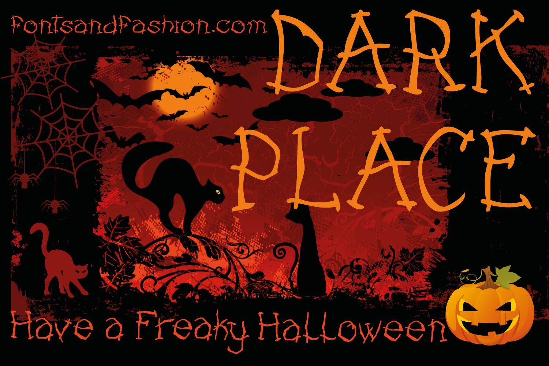 Dark Place example image 2