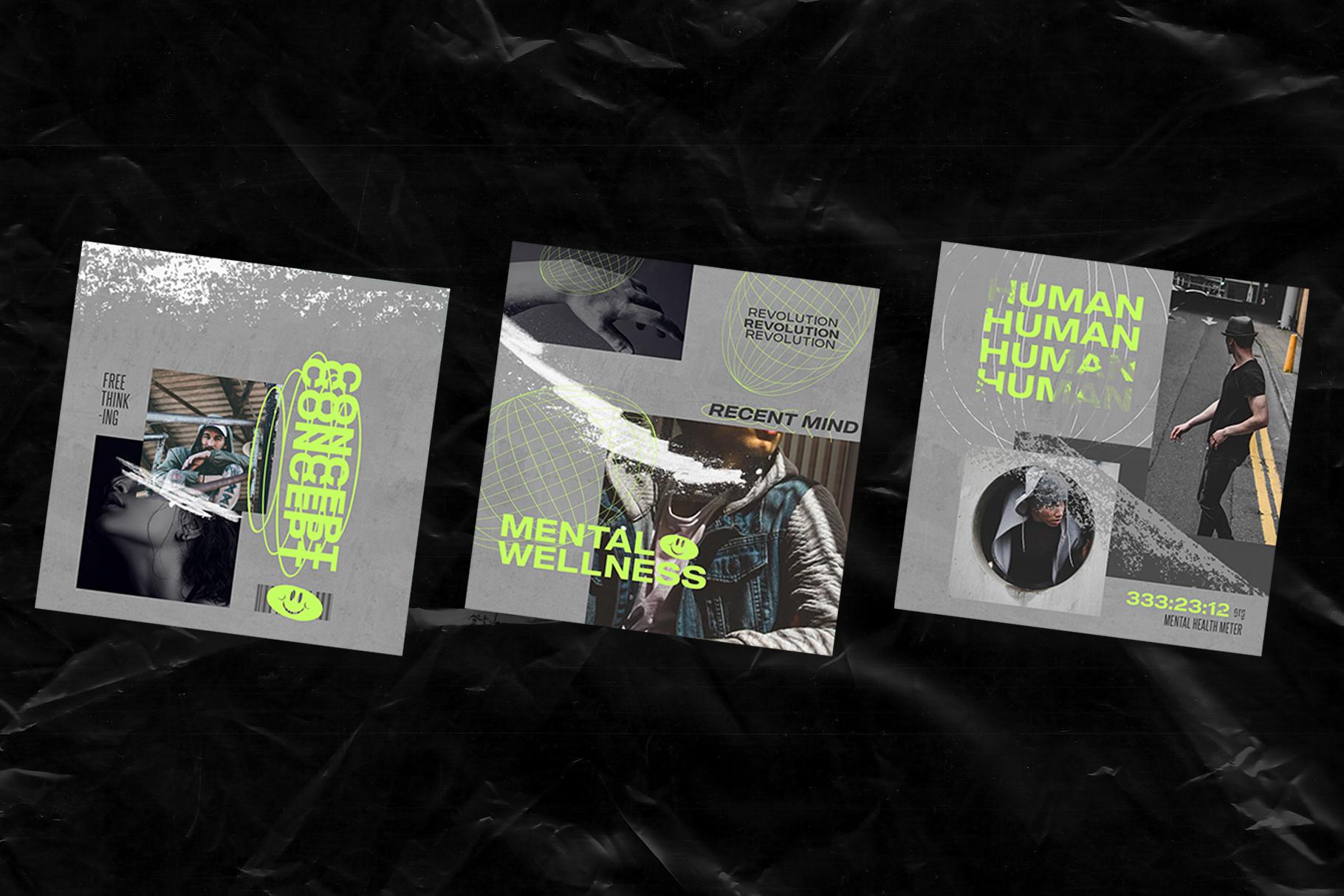 Humanizeus Instagram Templates example image 7