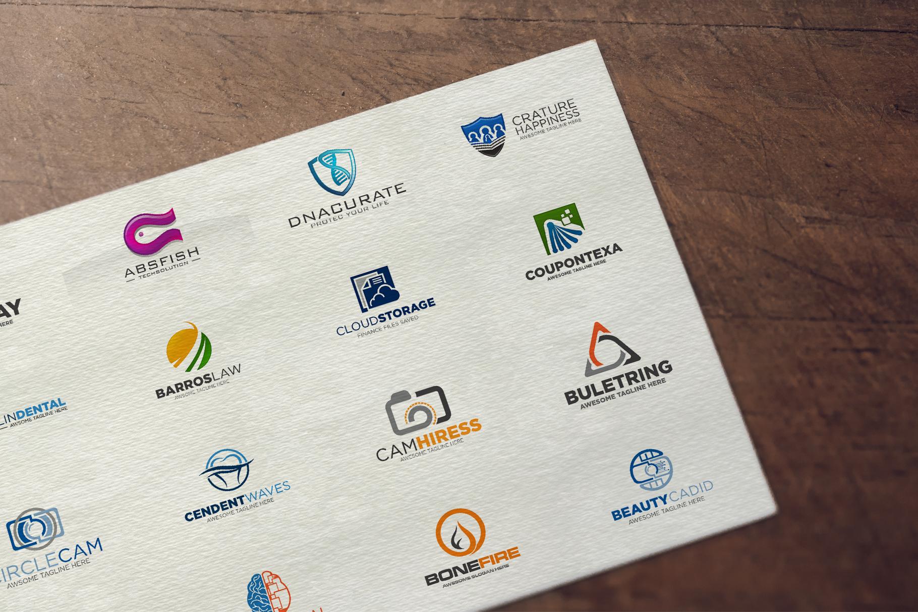 Corporate Logo Bundle example image 6