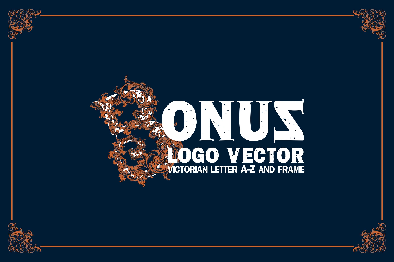 LOGOS | 5 Font Logo example image 8