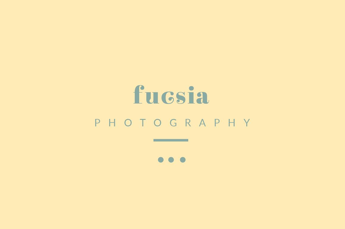 GIUSEL FASHIONABLE FONT AND 10 LOGO example image 7