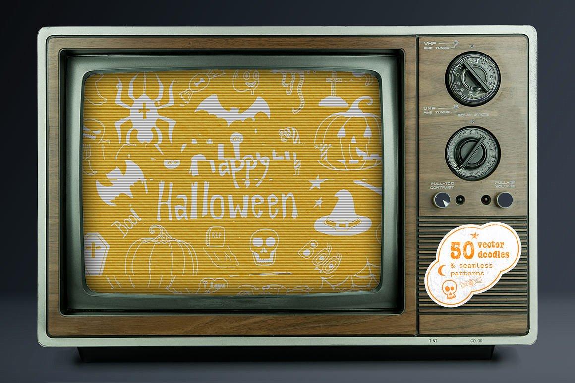 Halloween Special Vector Set example image 5