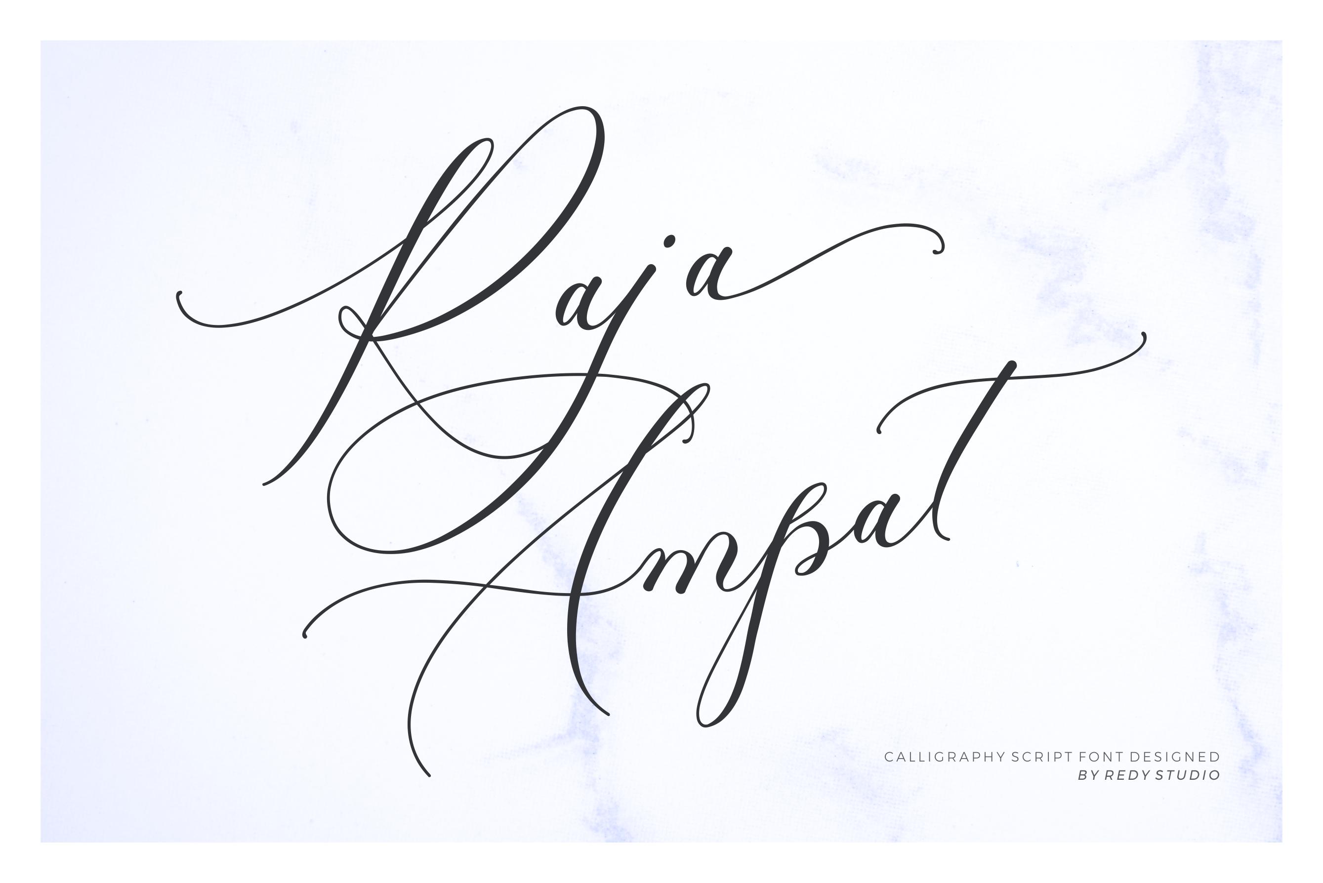 Raja Ampat example image 1