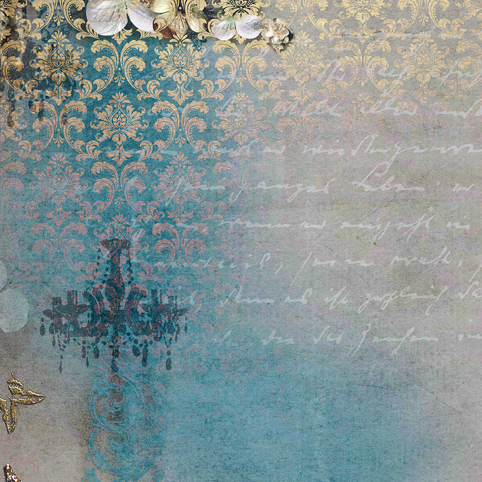 Vintage Digital Paper example image 5