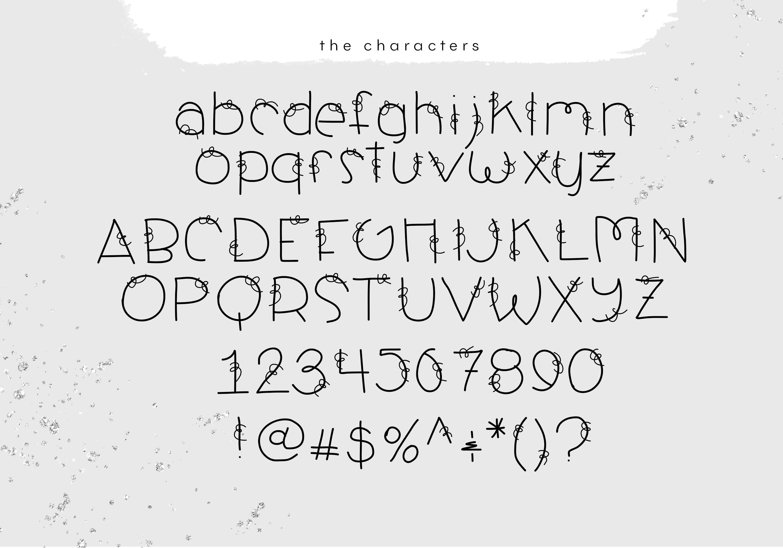 Walking on Mars - A Fun Handwritten Font example image 5