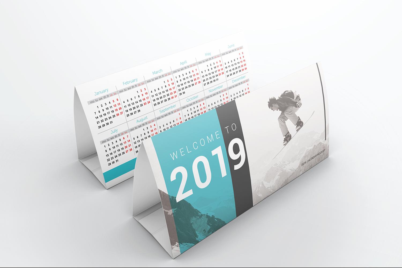 Desk Calendar Mockups example image 3