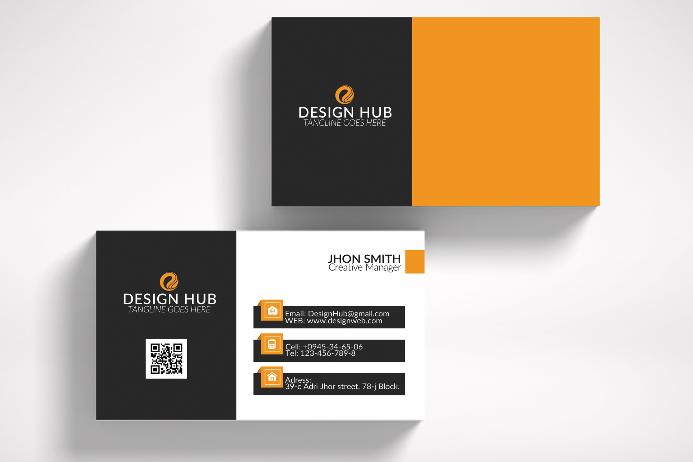 Business Card example image 2