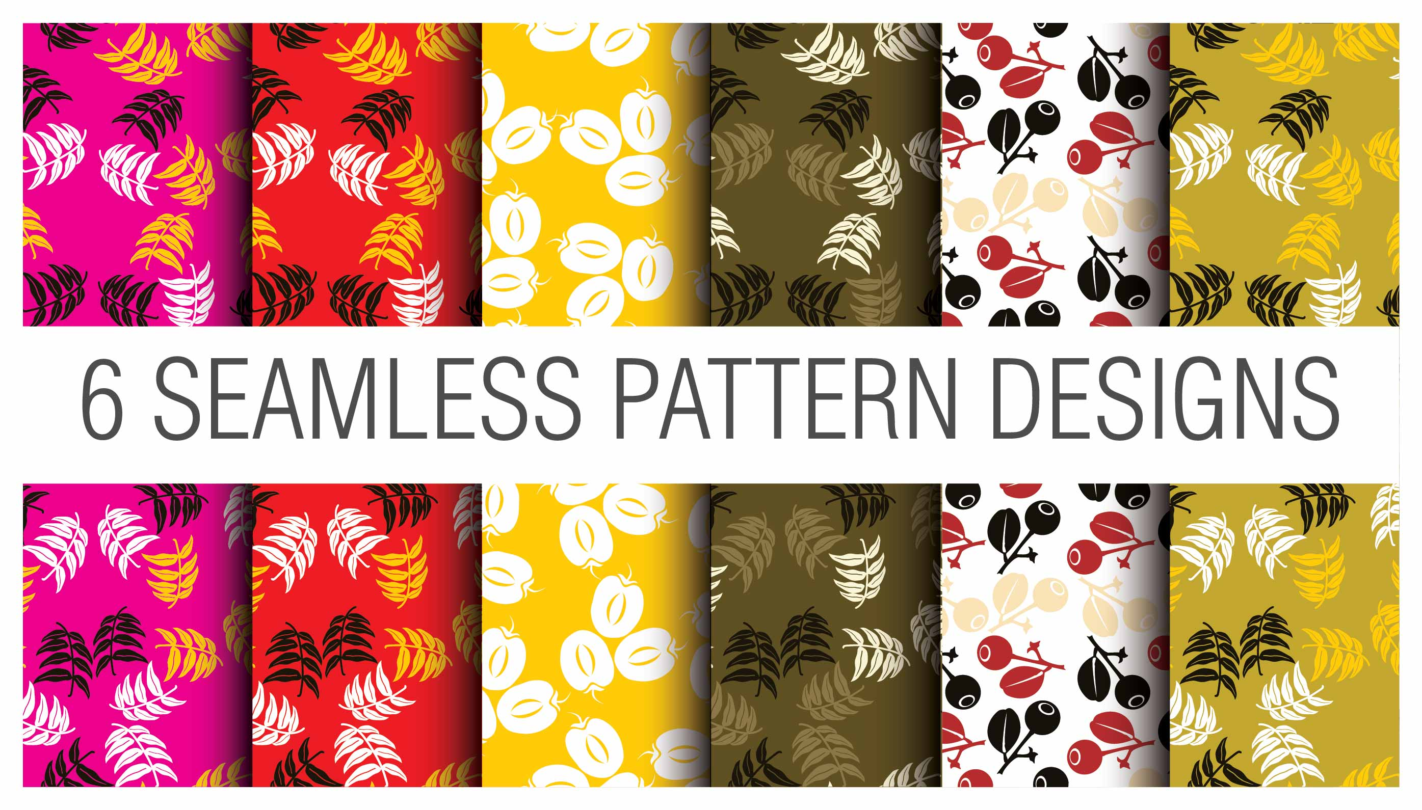 Custom Seamless Patterns example image 1