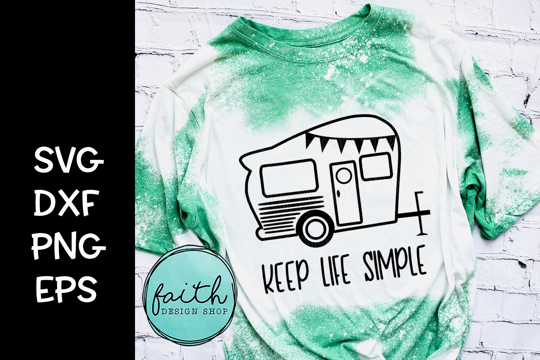 Keep Life Simple Camper example image 3