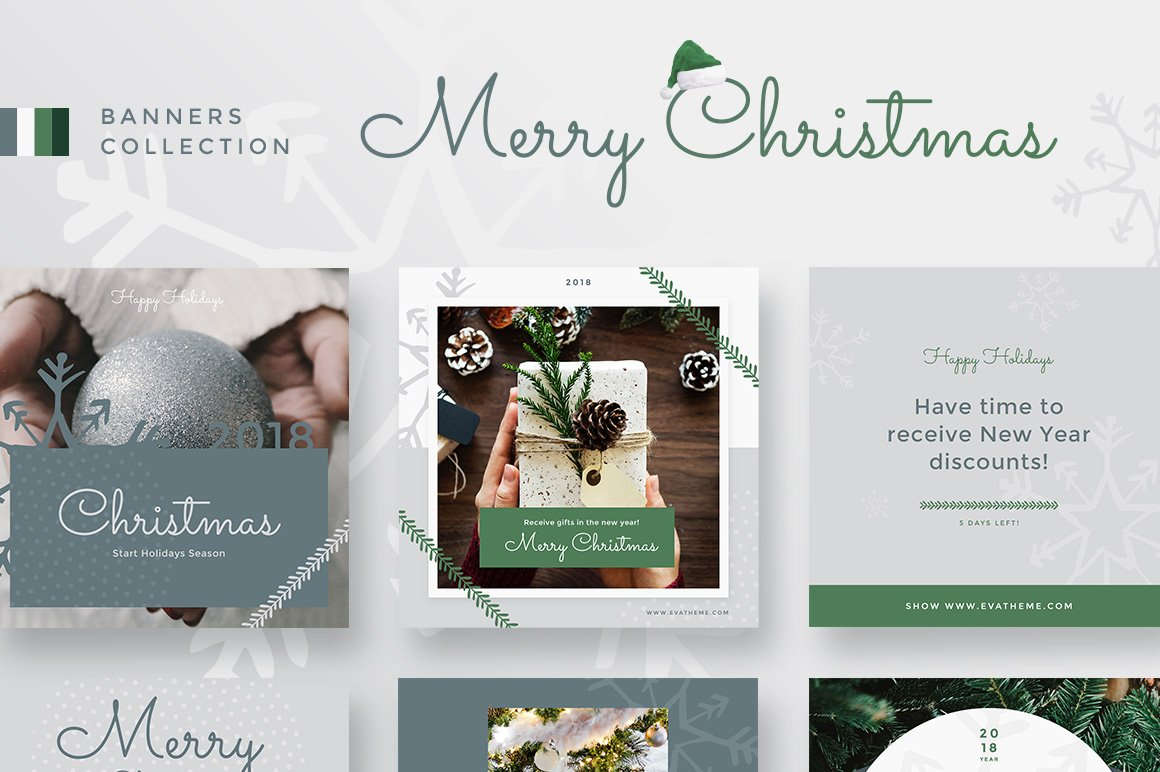 Merry Christmas Collection example image 1