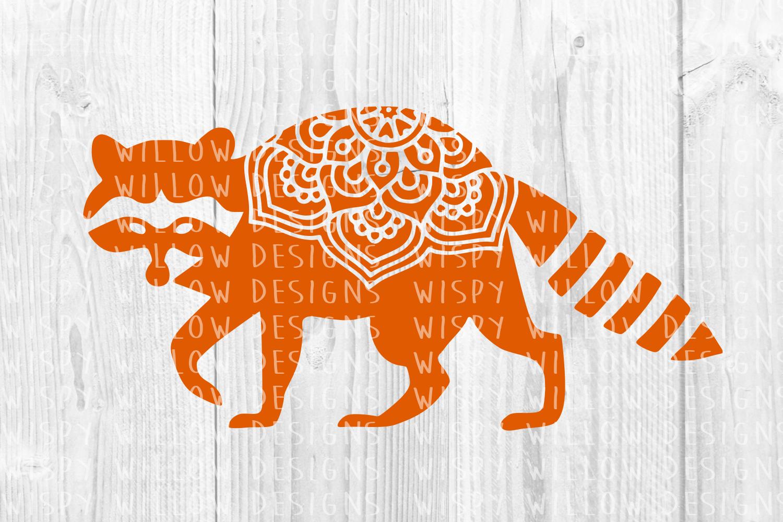 34 File Huge Mandala Animal SVG Cut File Bundle example image 26
