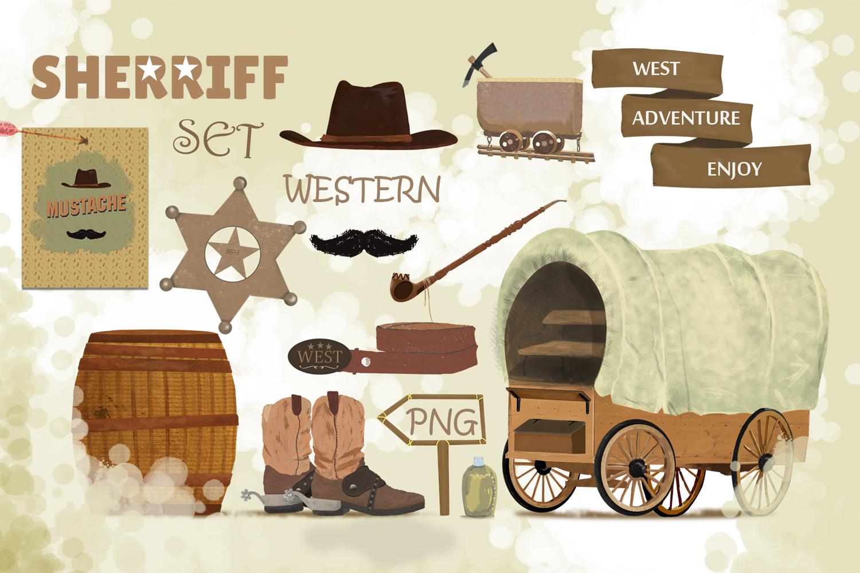Wild West. Western Adventure example image 2