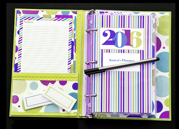 Customizable Planner Templates example image 4