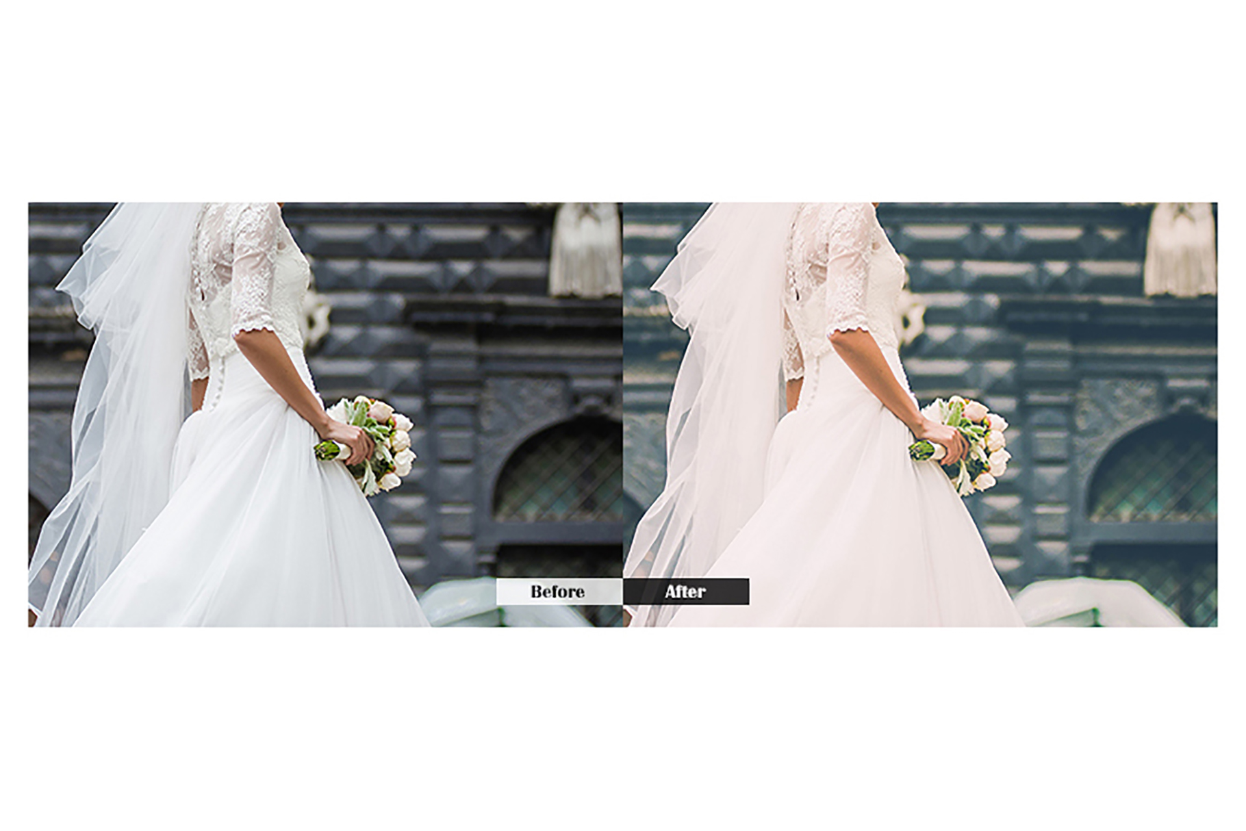 200 Wedding Day Lightroom Presets example image 3