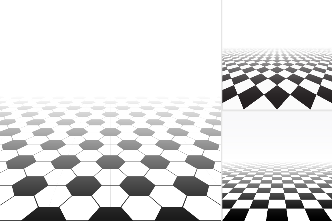Abstract backgrounds, tiled floor. example image 4