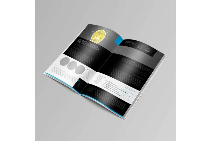 Business Plan A4 20 Pages Template example image 3
