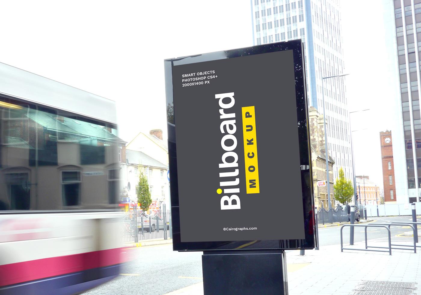 Billboards Mockups example image 3