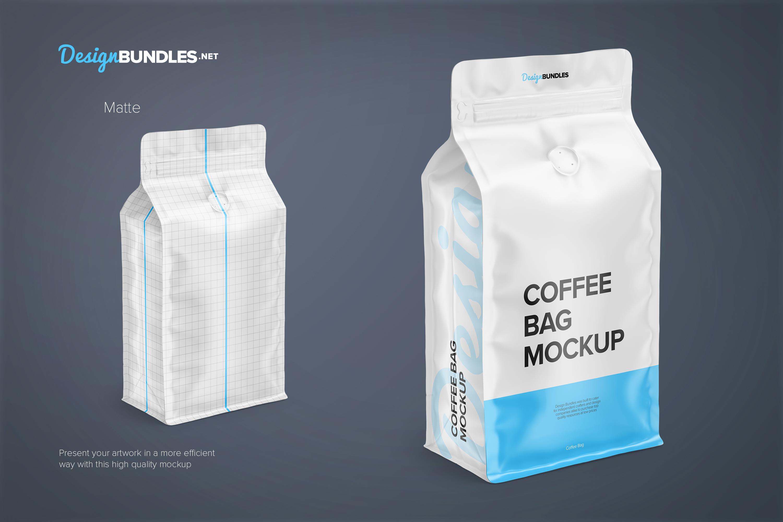 Coffee Bag Mockups example image 3