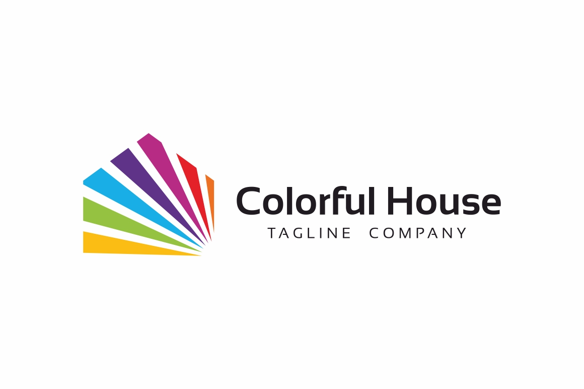 Color House Exclusive Logo example image 3