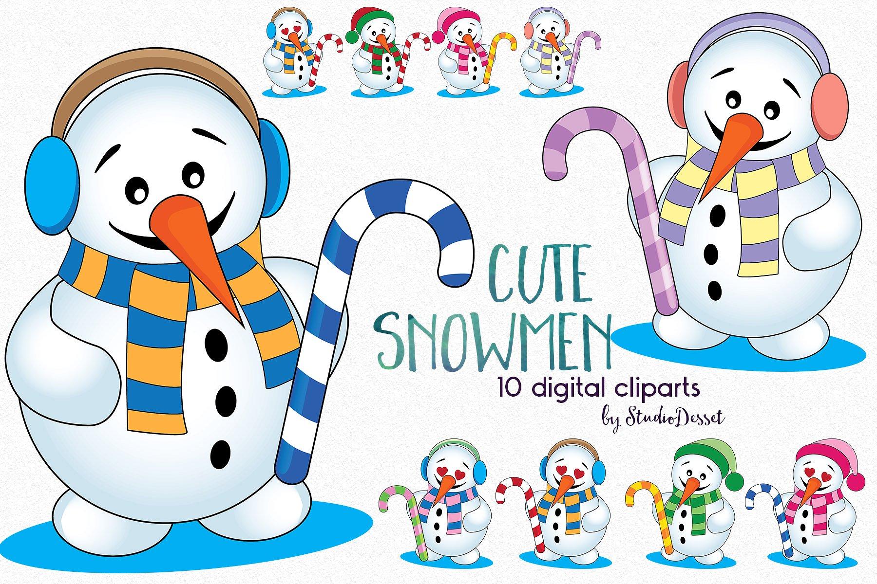 Christmas Bundle of Illustrations example image 13