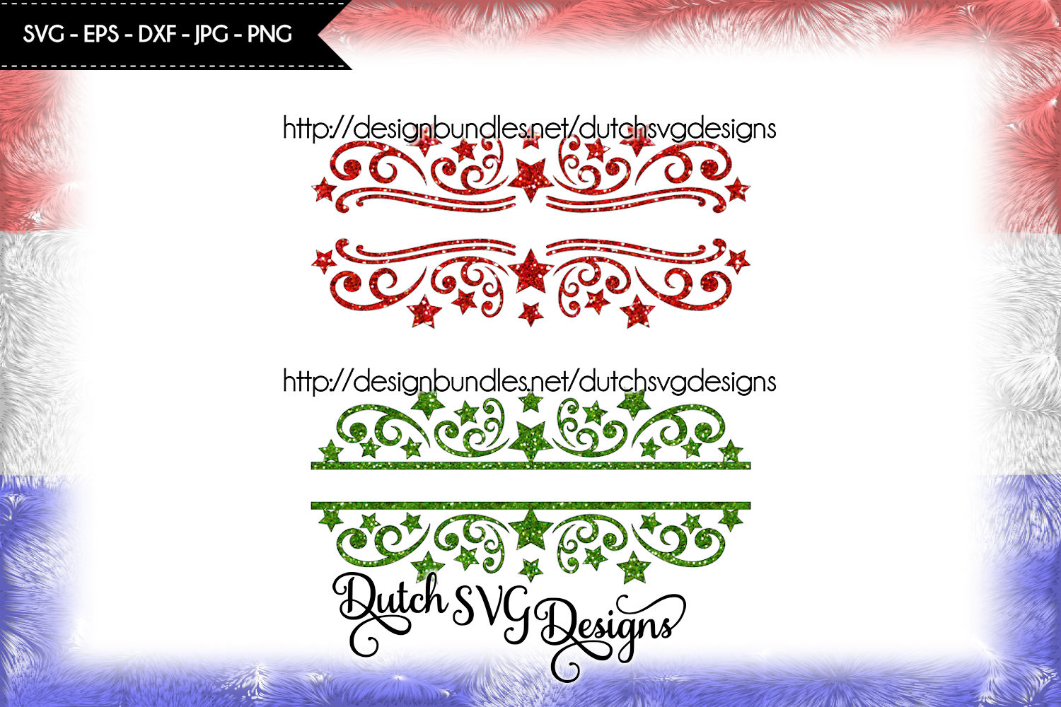 2 Split monogram cutting files, christmas svg, monogram svg example image 3