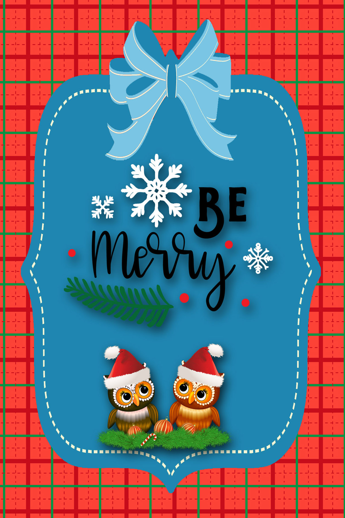 DIGITAL OWL CHRISTMAS CARD, PRINTABLE DIGITAL CHRISTMAS CARD, PHOTO CHRISTMAS CARD, PERSONALIZED CHRISTMAS CARD, HAPPY HOLIDAYS CARD  Back To Products example image 1