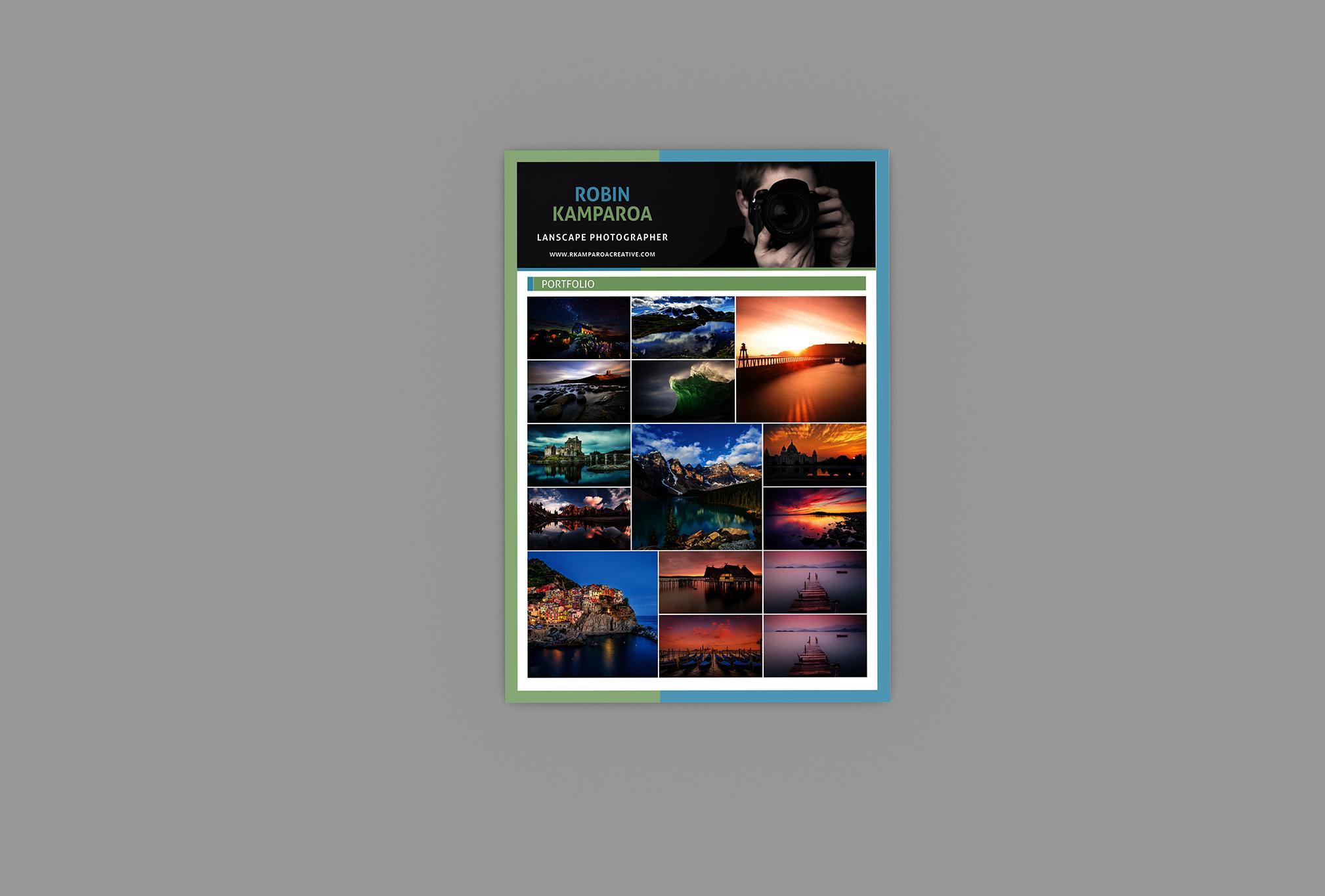 Shining CV Resume Designer example image 2