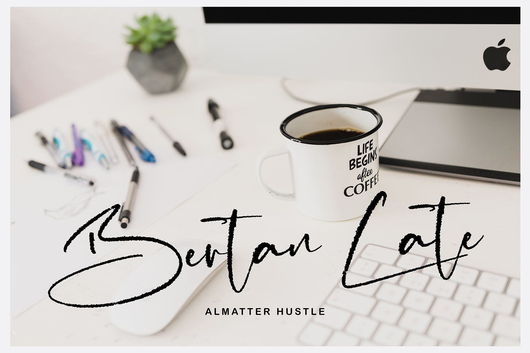 Almatter Hustle example image 3
