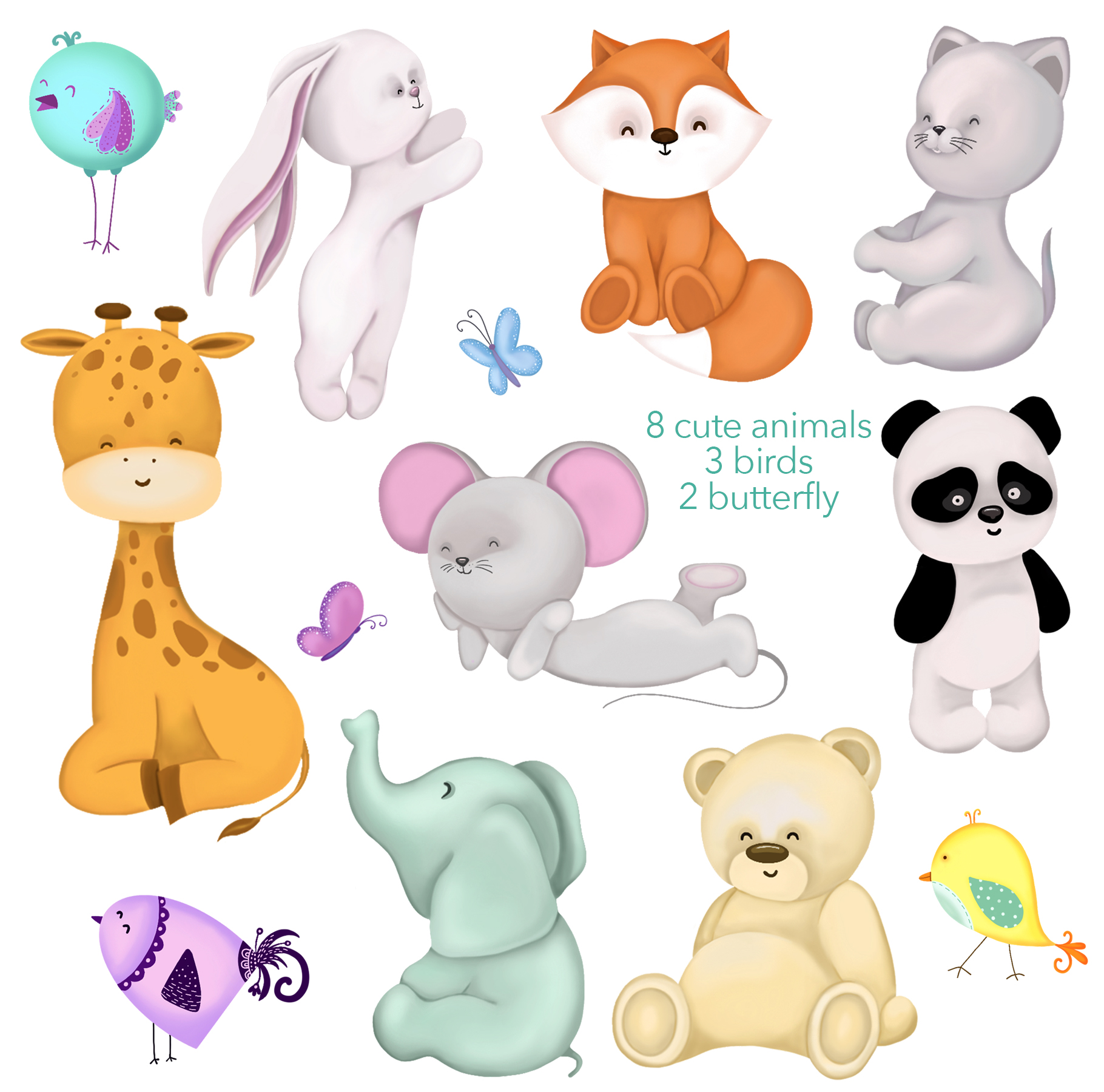 SUPER CUTE collection example image 6