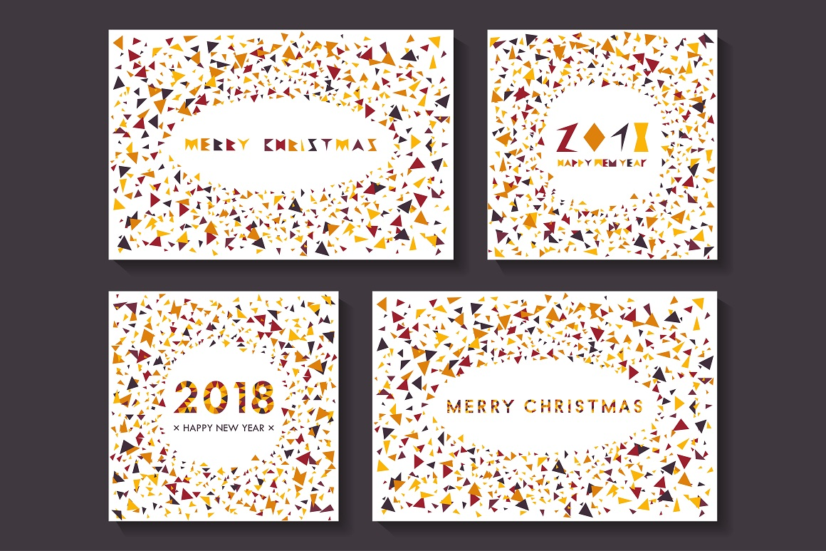 Collection of Christmas cards example image 3