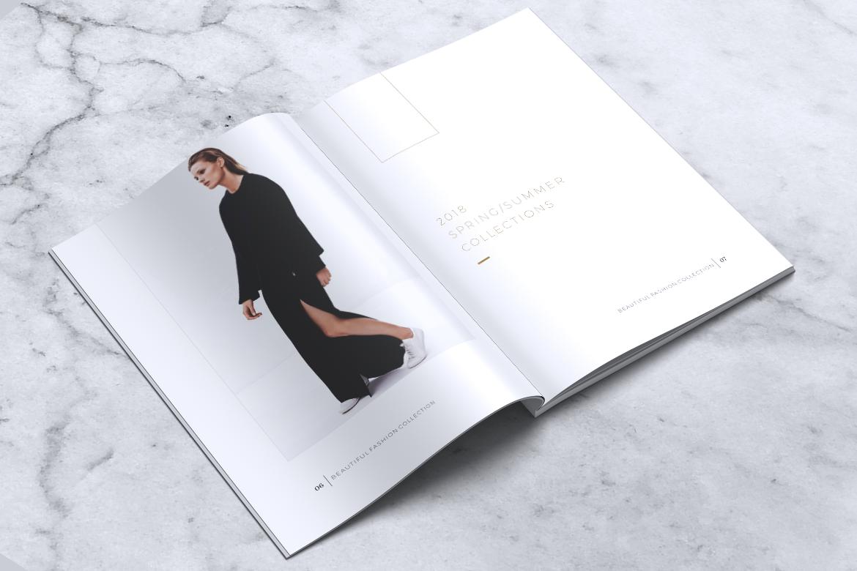 Pakean Minimal Lookbook/Magazine Fashion example image 7