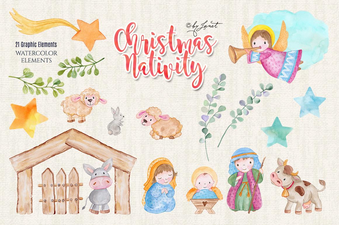 Christmas Nativity example image 2