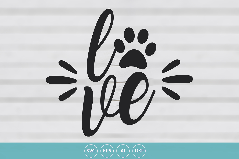 Love Dog example image 1