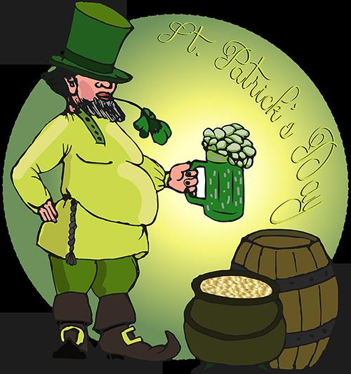St. Patricks Day-Logo example image 1