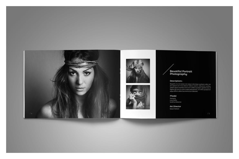 Photography Portfolio Template example image 5